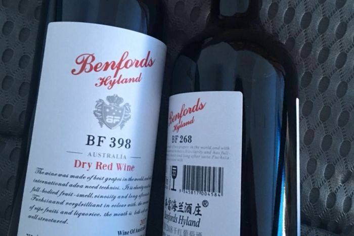 Australian lookalike wines are big sellers China | IDlocate Authenticity Platform