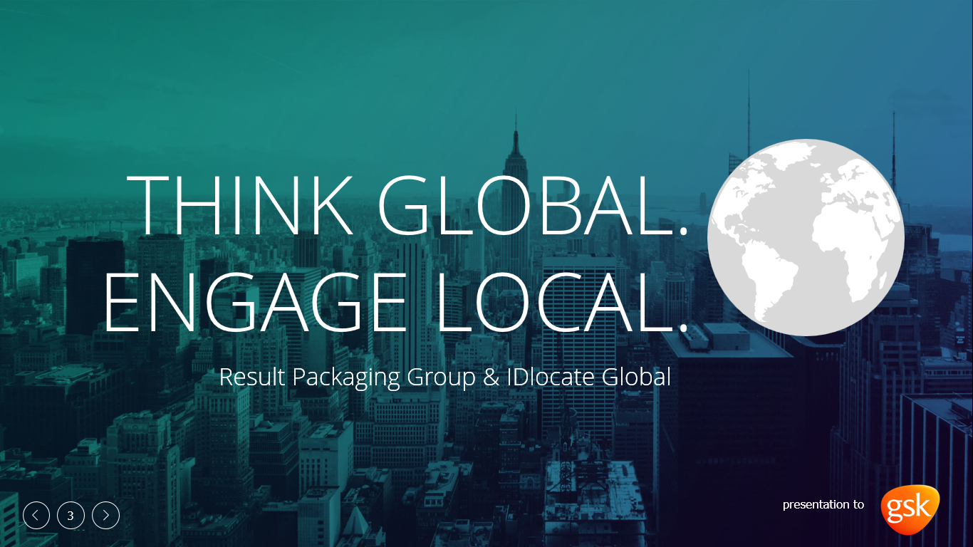 World Congress on Active & Intelligent Packaging | IDlocate iOT Platform